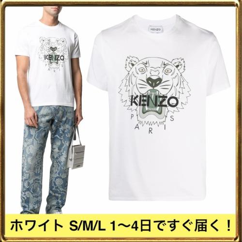 タイガーコットンTシャツ
